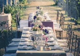 La mejor guía de direcciones para organizar tu boda.