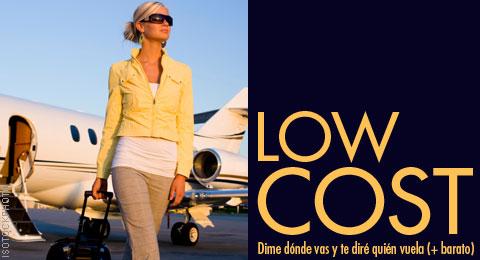 Low cost: vuelos baratos
