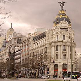 El Edificio Metrópolis. Foto: R. Durán