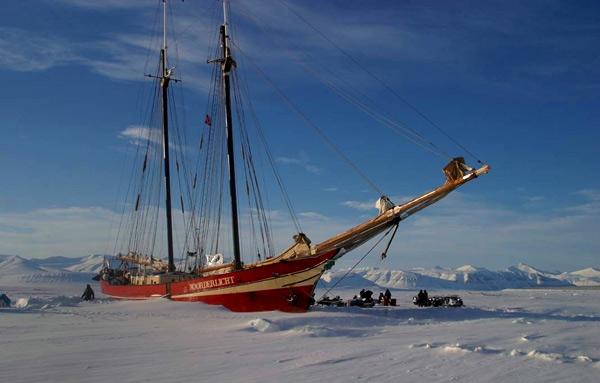 De viaje por tierras vikingas (Foto: NUBA)