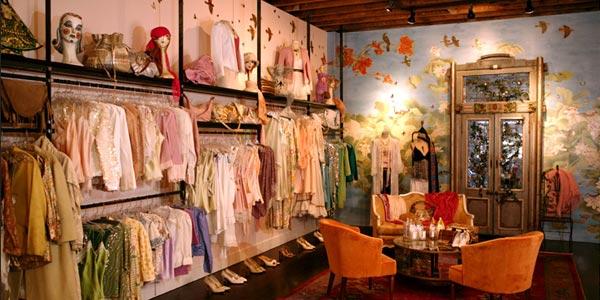 fc58fcb86064 Vintage shopping. Tiendas de ropa vintage. - Moda Telva.com