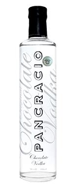 Vodka de chocolate de Pancracio