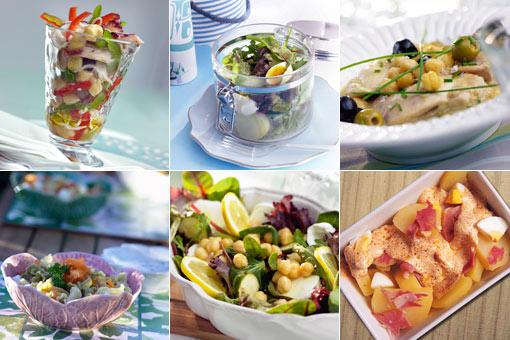 Ensaladas Sanas Y Deliciosas Para El Verano Trucos De