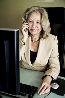 Carmen Sanz, Presidenta de FEDEPE-TELVA