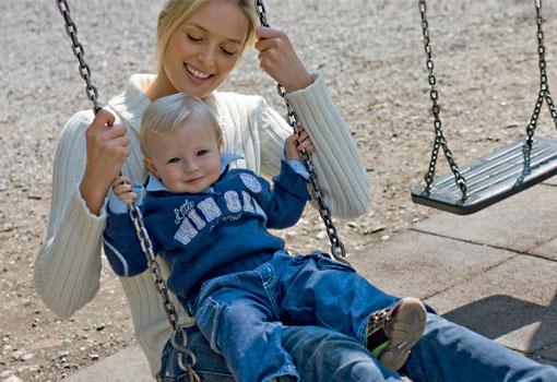 Slow parenting, foto Prenatal- TELVA