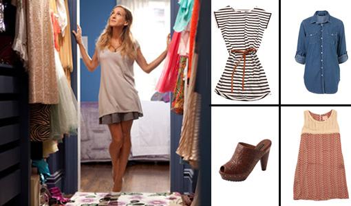 b8a6cae2d El shopping perfecto para esta primavera. 10 prendas imprescindibles en tu  armario