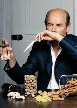 Jacques Polge, nariz de Chanel.