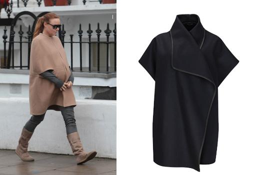 85dbb41b1 Moda embarazada  Shopping de abrigos y capas para embarazadas ...