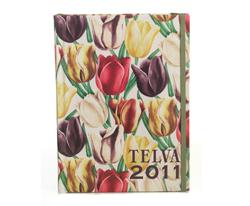 Agenda TELVA 2011 con tu TELVA enero - TELVA.com
