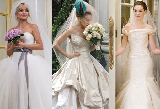 novias de cine, tengo una boda - belleza novias - telva