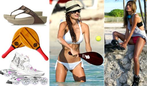Así adelgazan en verano las celebrities + gadgets para tonificarte