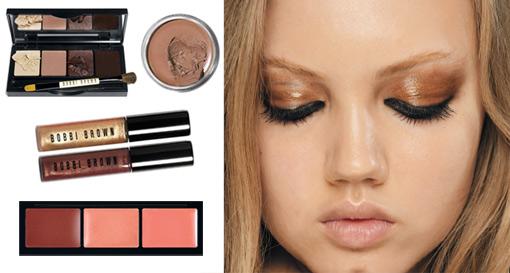 0c4e7510b Maquillaje marrón para verano, Consejos de Belleza - Telva.com
