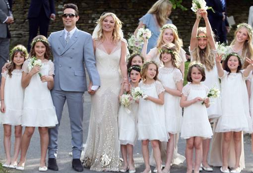 inspírate en los detalle de la boda de kate moss, tengo una boda