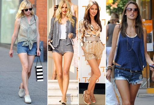Piernas 10 para tus hot pants: 30 items de belleza: Cosméticos + Trucos + Tratamientos