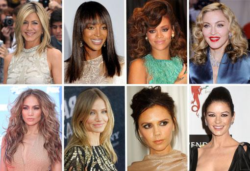 Beauty locuras de Celebrity - TELVA