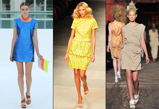 London Fashion Week Primavera - Verano 2012