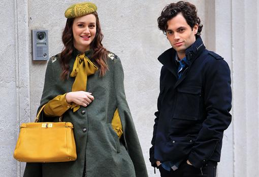Copia el look preppy de Leighton Meester en Gossip Girl - TELVA