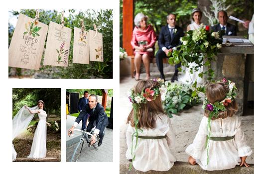 al boda de amaya y alejandro - TELVA