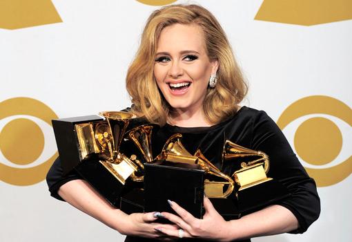 premios Grammy 2012-TELVA