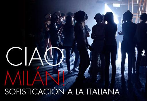 Milán Fashion Week - TELVA