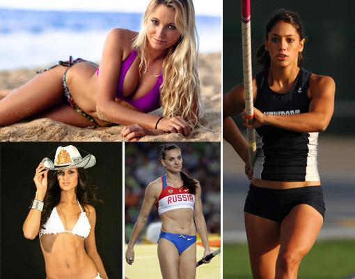 Las deportistas más sexys del mundo