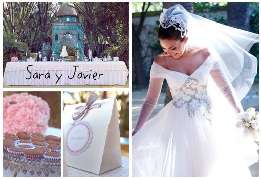 Descubre la boda de Sara y Javier