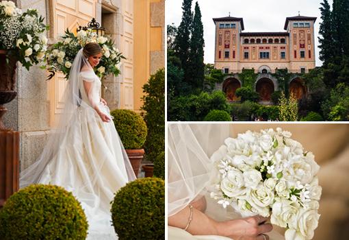 Descubre todos los detalles de la boda de Pilar y Álvaro