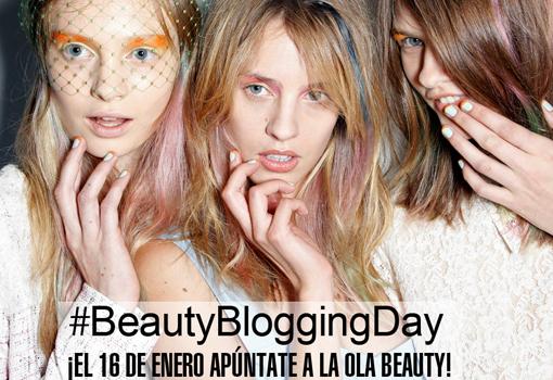 #BeautyBloggingDay ¿Te apuntas a la ola beauty? ¡Save The Date!