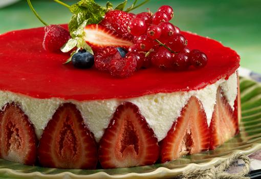 Recetas con deliciosas fresas de temporada