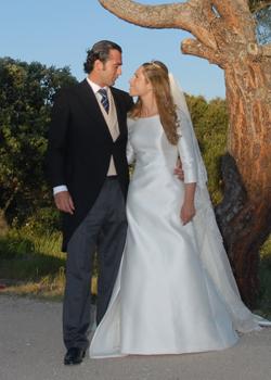 La boda de Teresa y Álvaro