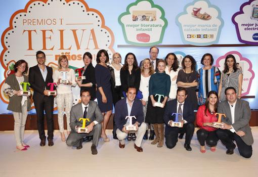 Premios T de TELVA Niños 2013 - TELVA