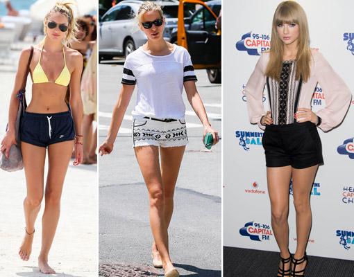 ¿Qué celebrity luce mejores piernas?