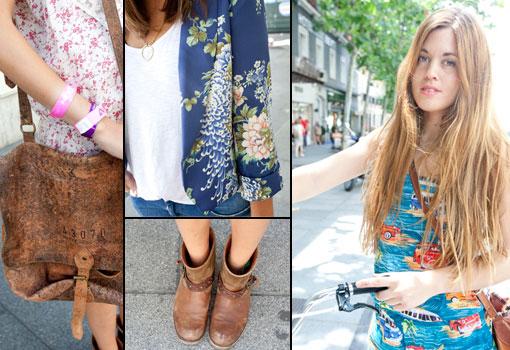 Street style en Madrid