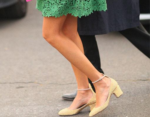 el zapato perfecto para invitadas de boda | telva
