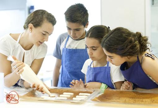 Cursos De Cocina Para Ninos Escuela De Cocina Telva Telva Com