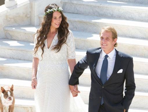 Andrea Casiragui y Tatiana Santo Domingo: ¡todos los detalles de su boda! - TELVA