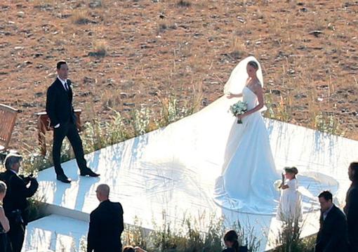 La boda secreta de Kate Bosworth