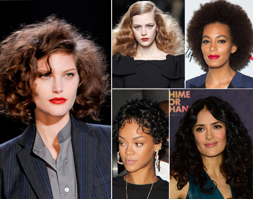 <em>¡Curly girls!</em> 20 básicos y peinados <em>it</em> para melenas rizadas