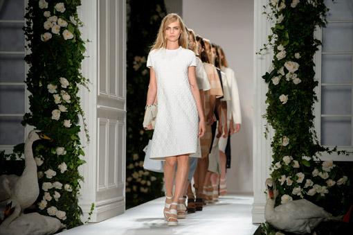 London Fashion Week, ¡desfiles <em>made in England</em>!