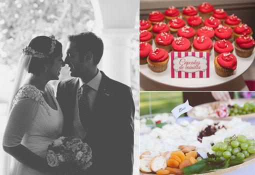 ¡No te pierdas todos los detalles de esta boda de ensueño!