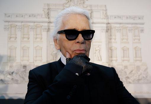 20 curiosidades sobre Karl Lagerfeld