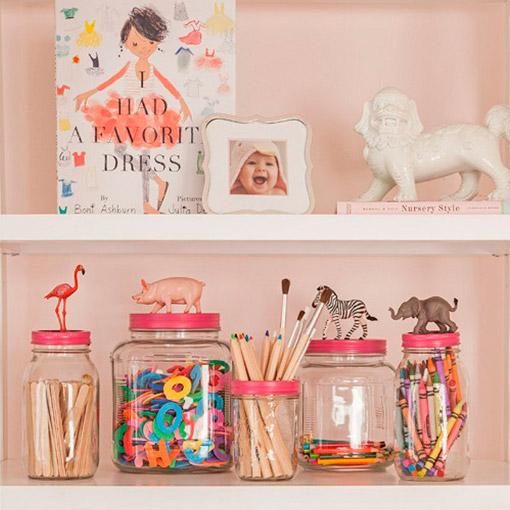 Ideas deco para hacer t misma en casa y f ciles - Manualidades para la casa decorar ...