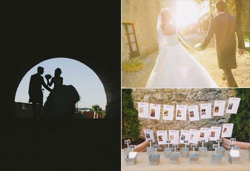 Ficha esta boda de ensueño...¡foto a foto!