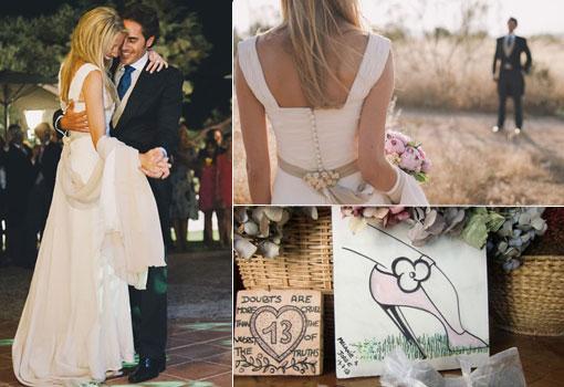 La boda de Melanie y Jorge, foto a foto