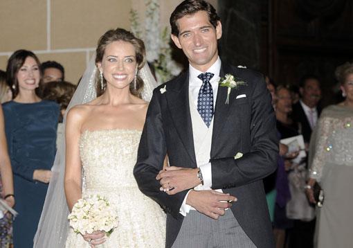 La boda de María Colonques y Andrés Benet