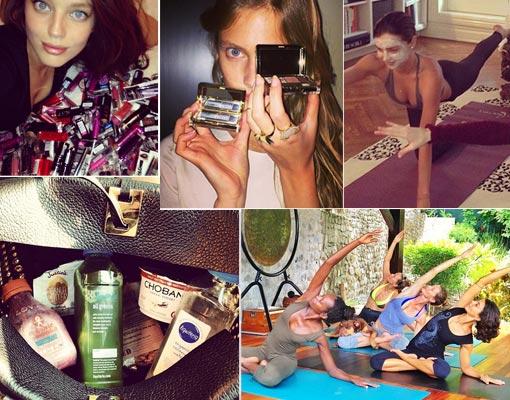 La puesta a punto otoñal de las <em>it girls</em> en Instagram