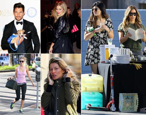 La semana de las celebrities - TELVA
