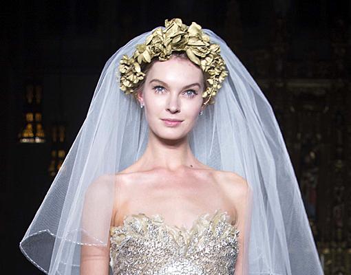 Maquillaje de novias, piel luminosa y eyeliner - TELVA