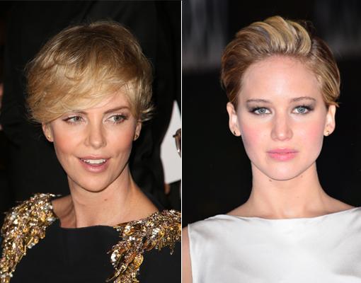 Celebrities con el pelo corto