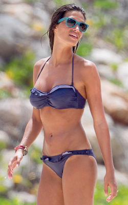 Así logrará Sara Carbonero volver a lucir cuerpo 10 tras ser mamá